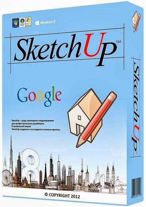 Baixe google sketchup pro 2013 for Sketchup 2013