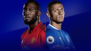 مباشر مشاهدة مباراة مانشستر يونايتد وايفرتون بث مباشر 28-10-2018 الدوري الانجليزي الممتاز 2018 يوتيوب بدون تقطيع