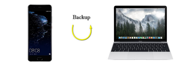 How to Backup Huawei P10 on Mac