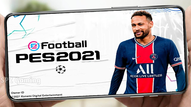 Download PES 2021 Mobile Best Patch 5.3.0 Best Graphics Patch Android