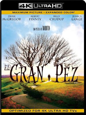 El Gran Pez (2003) [2160p] 4K UHD [HDR] Latino [GoogleDrive] [MasterAnime]