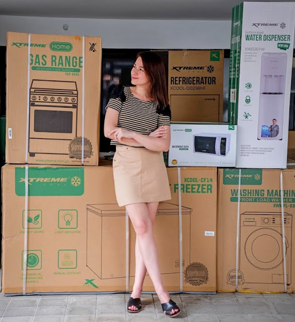 Bea Alonzo XTREME Appliances