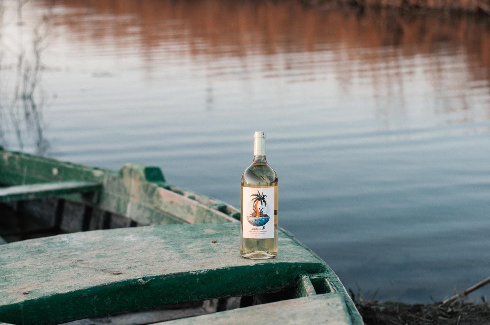 Vino afortunado special edition by Marmarramiau 2016