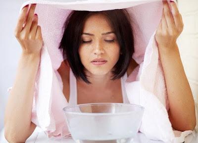 Cần thực hiện biện pháp xông hơi chữa bệnh viêm xoang