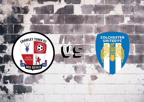 Crawley Town vs Colchester United  Resumen