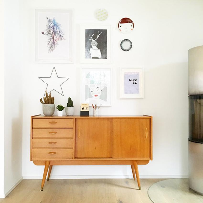 mueble para recibidor consola