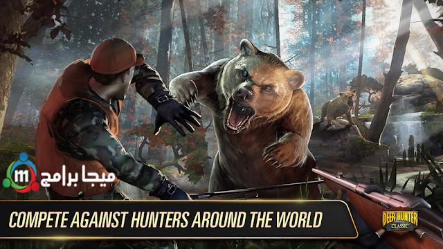 تحميل لعبة deer hunter classic للاندرويد