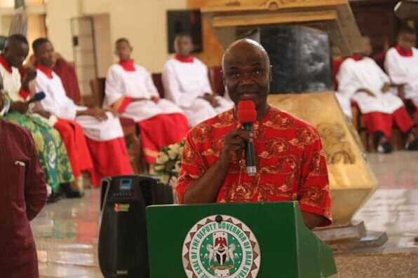 Abia @ 28: We will uphold goals of our founding fathers - @GovernorIkpeazu