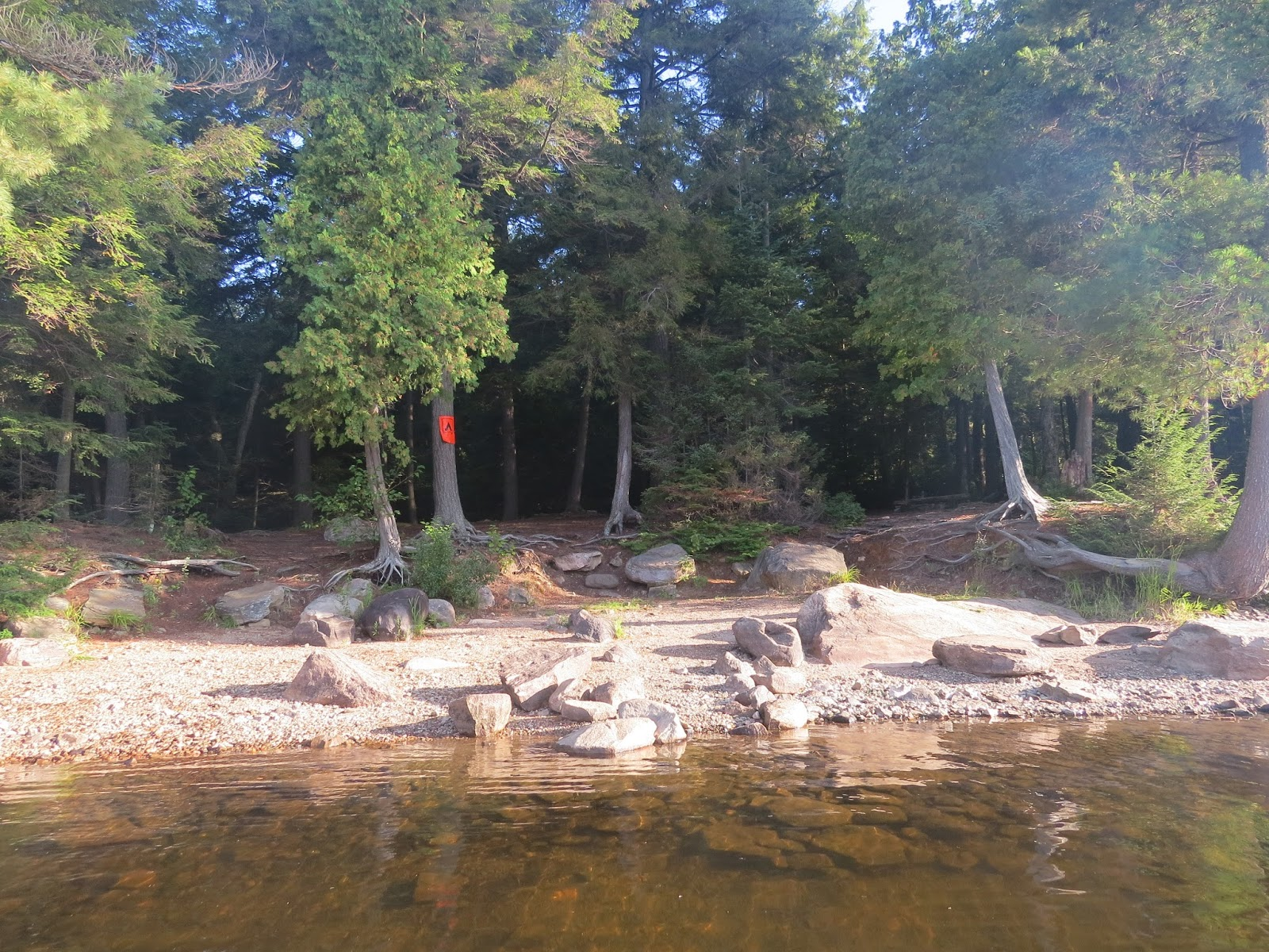 Dawson Brothers Algonquin Trips Trip 24 Ragged Lake Parkside Bay
