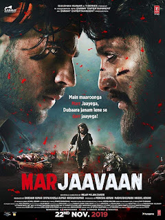 Download Marjaavaan (2019) Hindi Full Movie 720p WEBRip