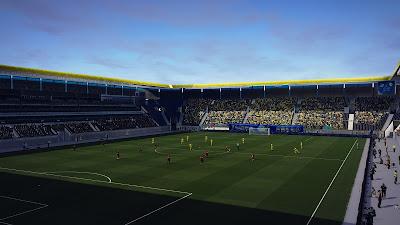 PES 2020 Stadium Dnipro-Arena
