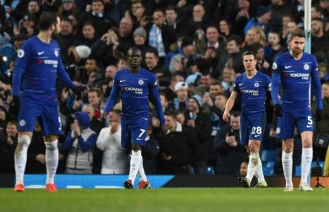EPL: Cesar Azpilicueta reveals who caused Chelsea's 6-0 defeat to Man City