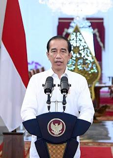 Pidato Presiden RI Mengutuk Keras Atas Pembunuhan Di Sigi Sulteng