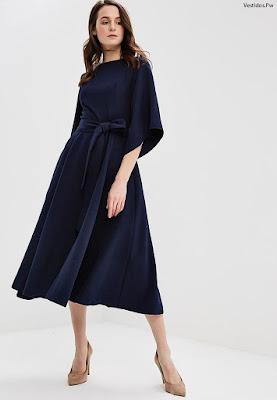 Vestidos de Gala Azul