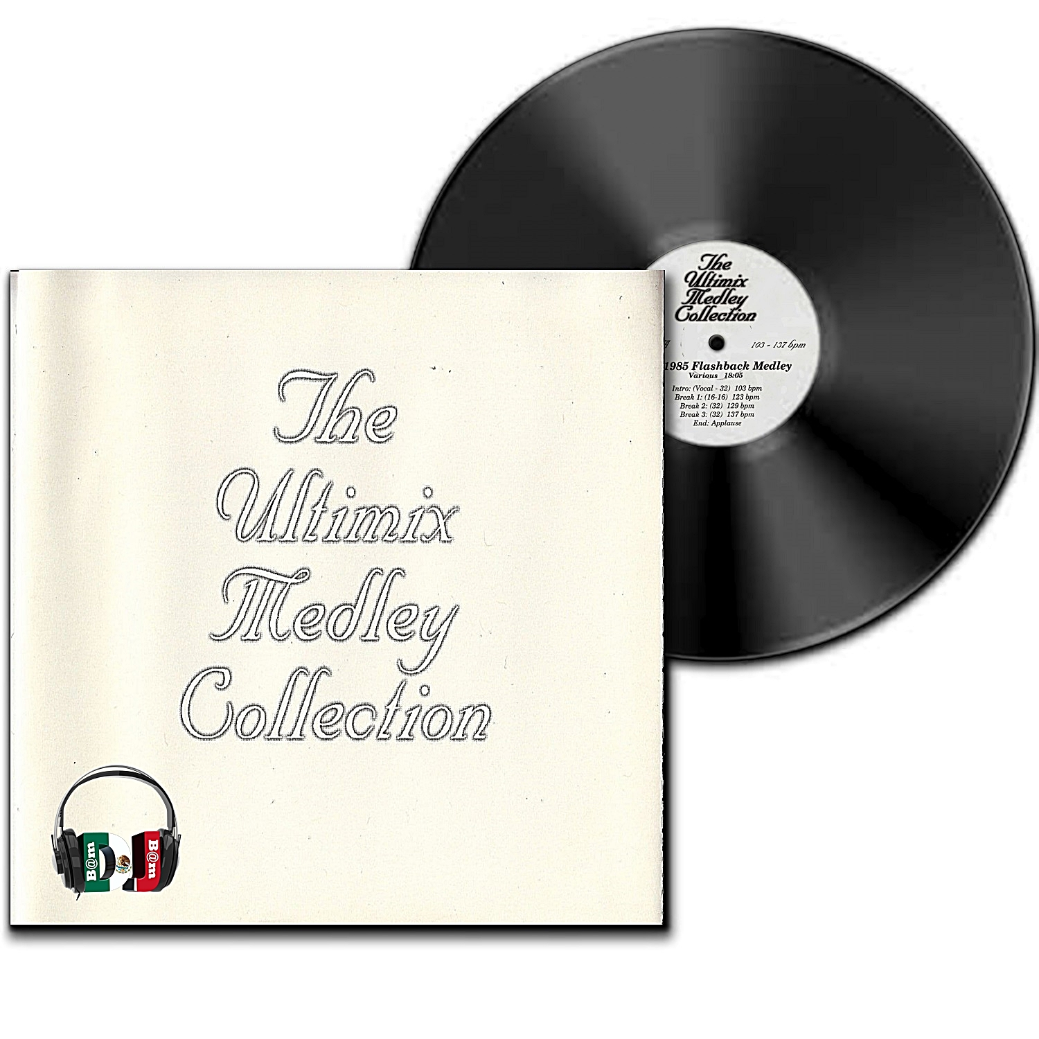Missing Hits 7 : ULTIMIX MEDLEY COLLECTION VOL 1