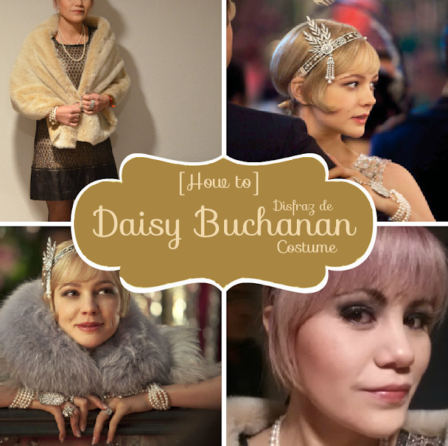 [How to] Daisy Buchanan costume by Lucebuona