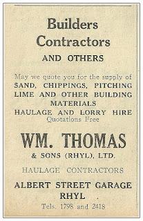 Wm Thomas & Sons