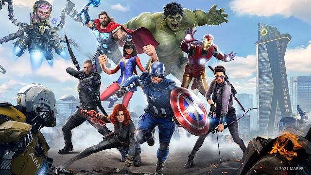 Marvel's Avengers Geçici Süreliğine Ücretsiz Oluyor!