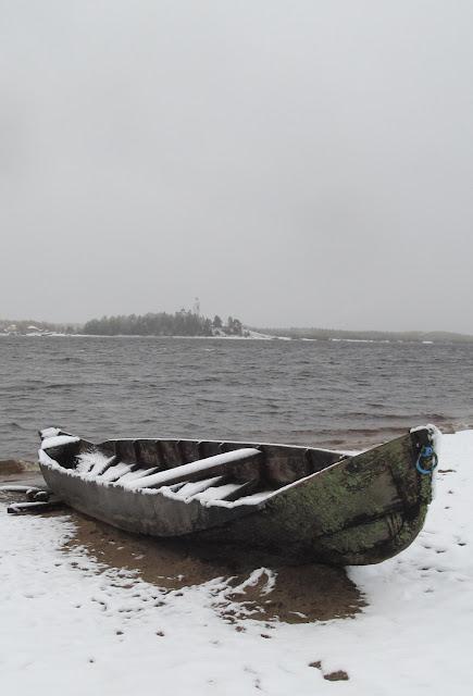 лодка комячка
