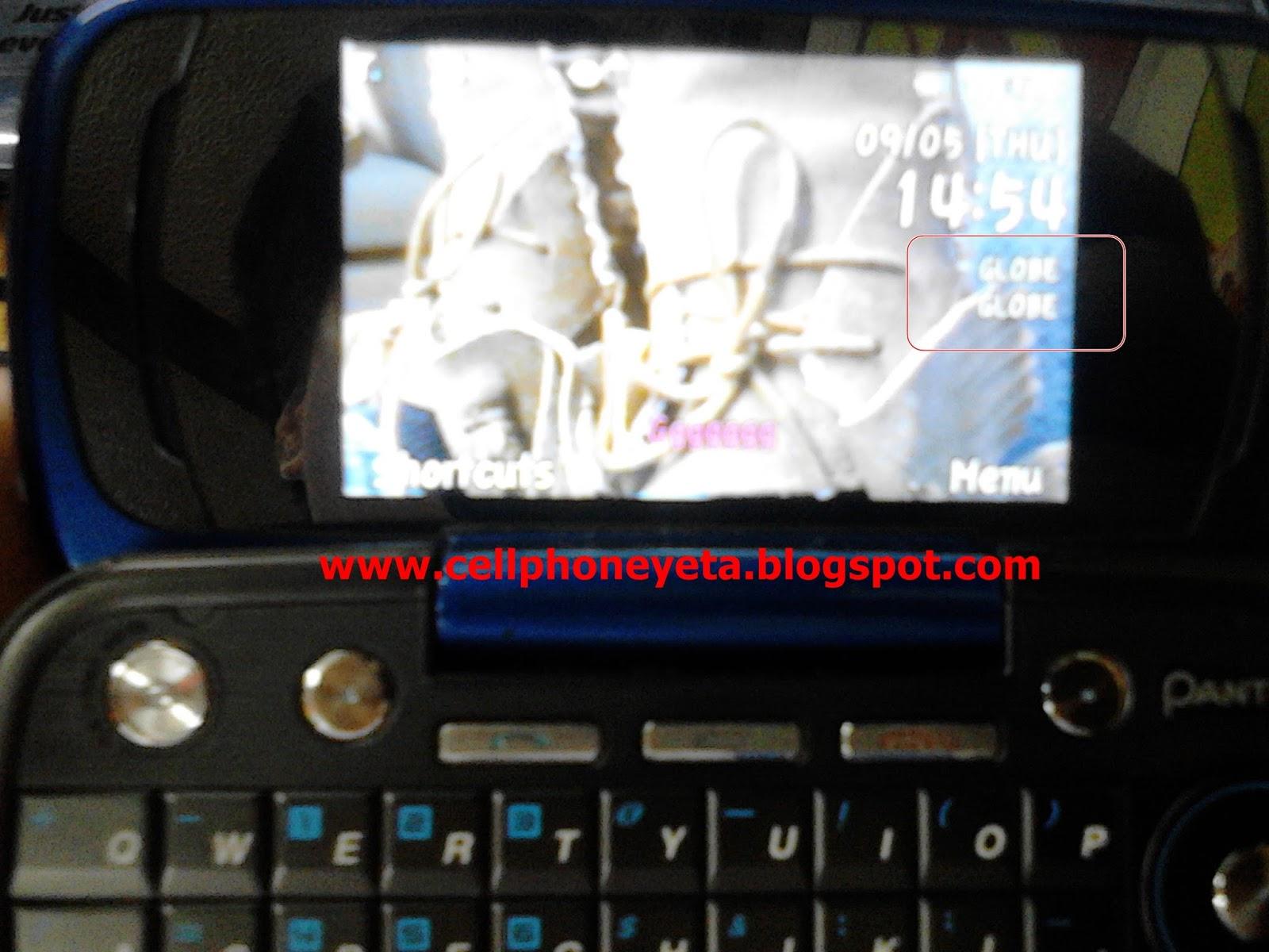 Cellphoneyeta: Unlock