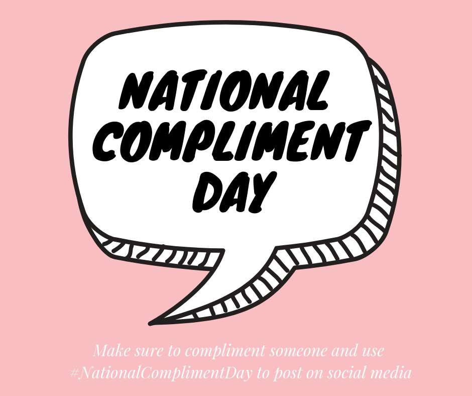 National Compliment Day Wishes Images download