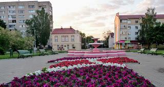 Путешествия по Беларуси. Лунинец