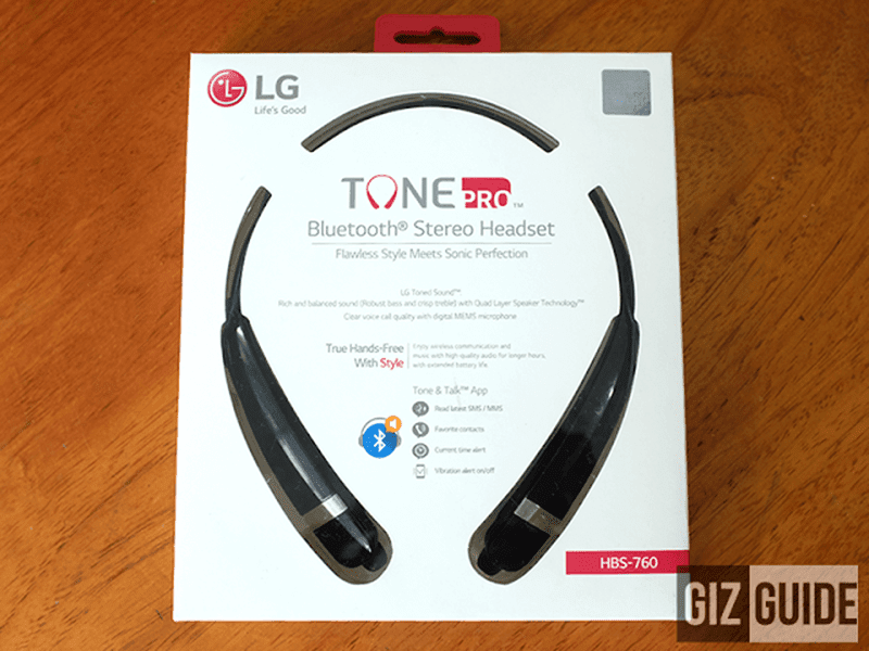 LG Tone Pro Bluetooth In-Ear Monitor Review