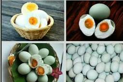 peluang Ekspor Telur asin