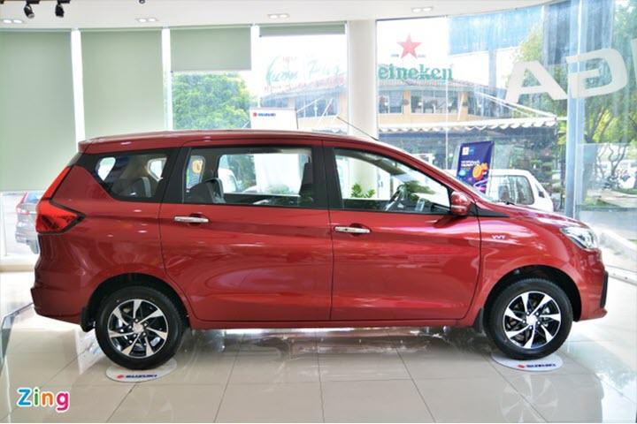 Suzuki Ertiga Sport ra mắt tại Việt Nam giá 559 triệu đồng