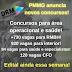 AUTORIZADO CONCURSOS PARA A PMMG! + DE 1650 VAGAS! EDITAL SAI ESSA SEMANA!