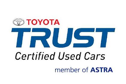 Lowongan Kerja PT. Agung Auto Galeria (Toyota Trust) Pekanbaru Oktober 2018