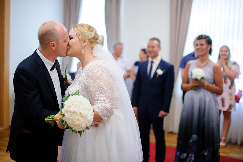 vestuvės Palangos metrikacijos skyriuje