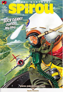 Buck Danny, top couverture