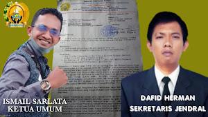 Terkait Dugaan Penghinaan Media, PJID-Nusantara Resmi Lapor ke Mapolsek Tambang