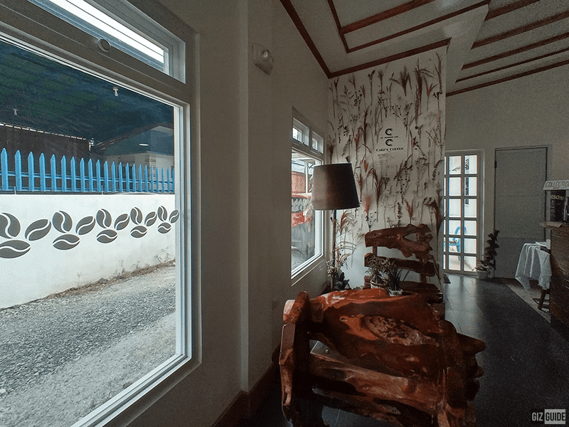 Indoor ultra-wide