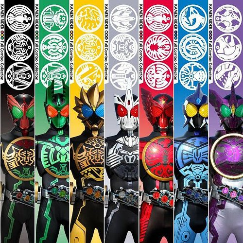 Power Rangers/Kamen Rider