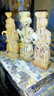 Escultura de João filho do Louco