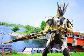 S.H. Figuarts Kamen Rider Thouser 27