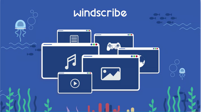 WindScribe VPN & Ad Block