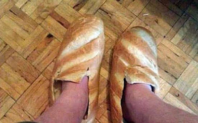 Witzige Schuh Bilder - Mein Styling für wenig Geld