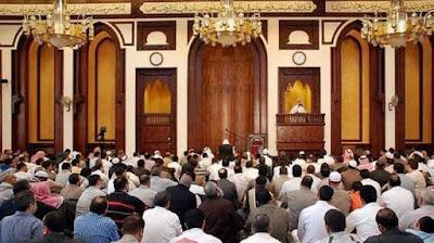 Keutamaan Shalat Berjamaah Di Masjid