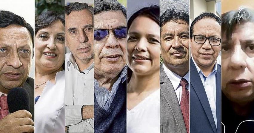 GABINETE DE PEDRO CASTILLO: Presidente electo contra el tiempo para definir ministros de estado