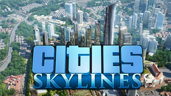 Game Cities: Skylines