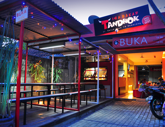 Iga Bakar Tandhok Semarang