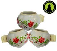 Cepuk Keramik Untuk Burung Murai Batu, Cucak Ijo Dll