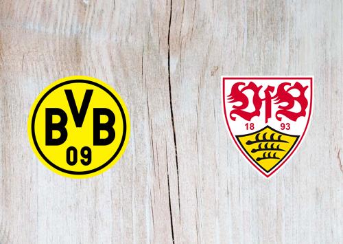 Borussia Dortmund vs Stuttgart -Highlights 12 December 2020