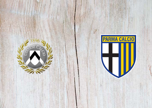 Udinese vs Parma -Highlights 18 October 2020