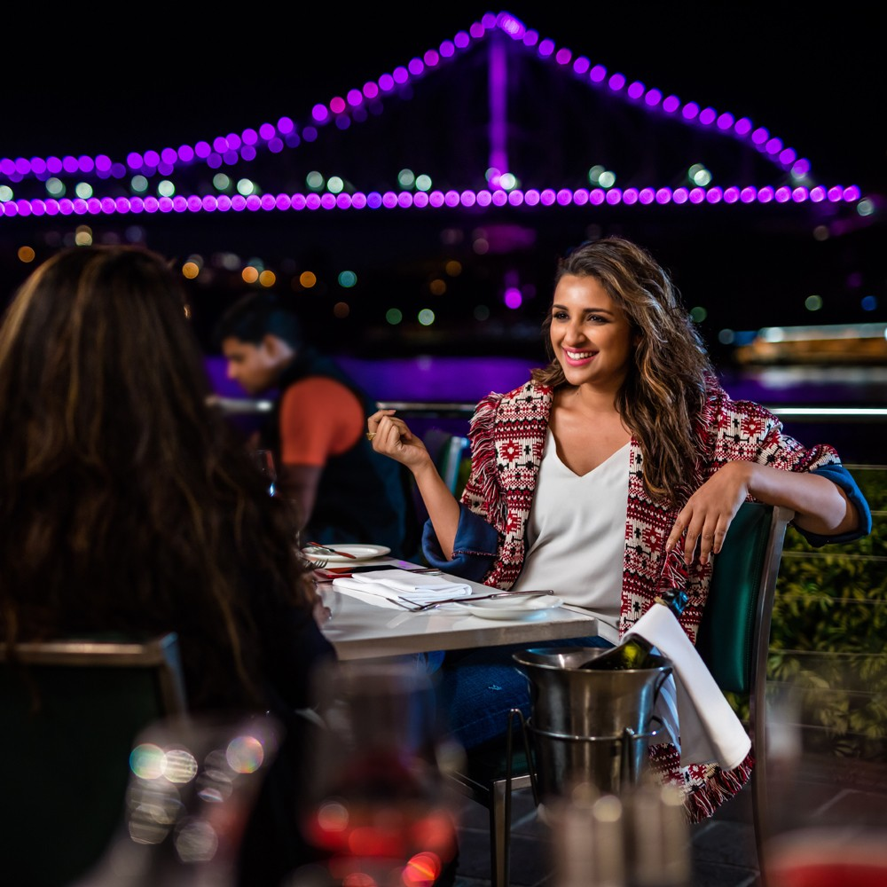 Parineeti Chopra Is Busy Exploring Australia Tour