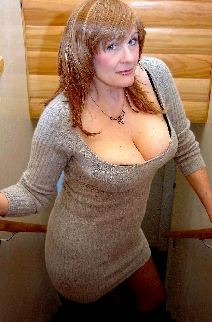 People interested in busty women