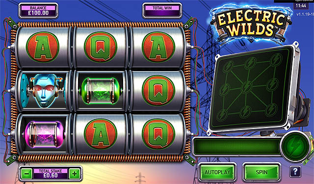 Ulasan Slot Relax Gaming Indonesia - Electric Wilds Slot Online